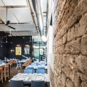אדריכלות ועיצוב פנים מסעדות
