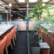 אדריכלות ועיצוב מסעדות יוקרתיות