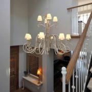 עיצוב מדרגות פנטהאוז יוקרתי