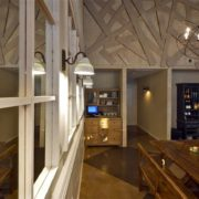 אדריכלות ועיצוב פנים למסעדות יוקרה