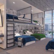 אדריכלות יוקרה בבתי מלון בתל אביב