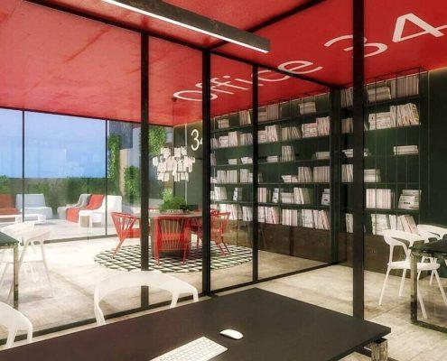 אדריכלות משרדים יוקרתיים