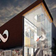 אדריכלות מבנים מסחריים