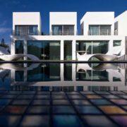 עיצוב אדריכלי מרהיב של קוביות