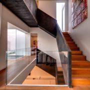 עיצוב מדהים למדרגות בבית יוקרה
