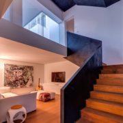 מדרגות מעוצבות בשיטה ייחודית ביותר