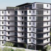 עיצוב יוקרתי לבניין מגורים