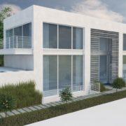 אדריכלות ועיצוב לוילה ברמת השרון