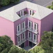 אדריכלות בלי מלון בתל אביב