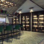 אדריכלות ועיצוב פנים בתל מלון יוקרתיים